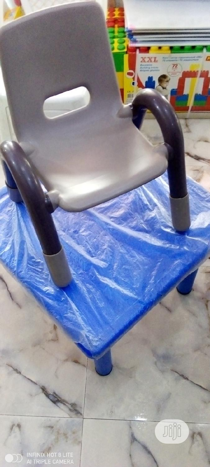 Plastic Chair And Table | Children's Furniture for sale in Agege, Lagos State, Nigeria