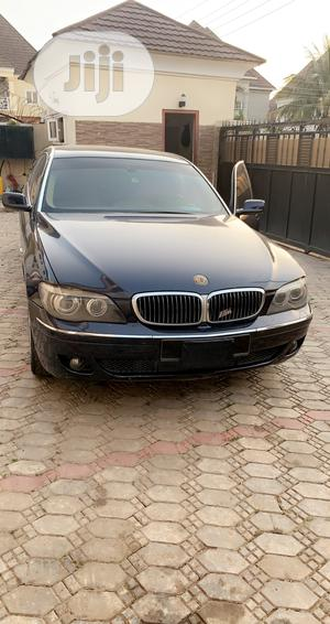BMW 7 Series 2004 Blue | Cars for sale in Abuja (FCT) State, Apo District
