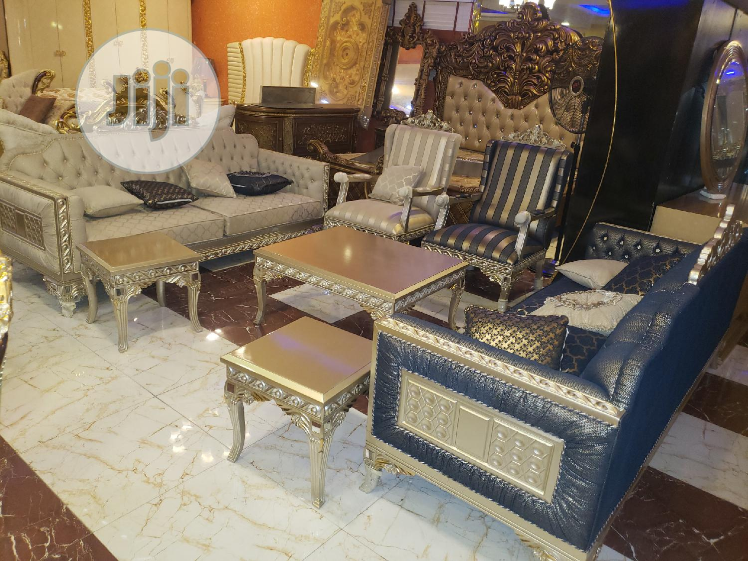 Turkish Royal Sofa Chair By 8 Seaters