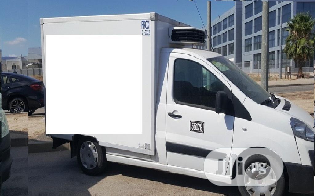Cooling Van