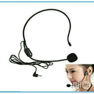 Vocal Microphone And Headset Microphone | Headphones for sale in Plateau State, Jos