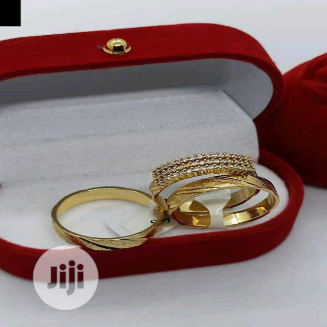 Archive: Italian Gold Wedding Ring