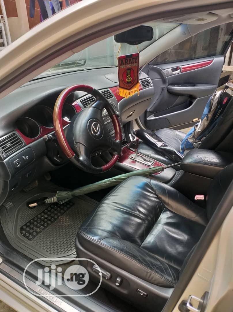 Archive: Lexus ES 2004 330 Sedan