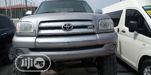 Toyota Tundra 2006 Silver | Cars for sale in Lagos State, Lekki