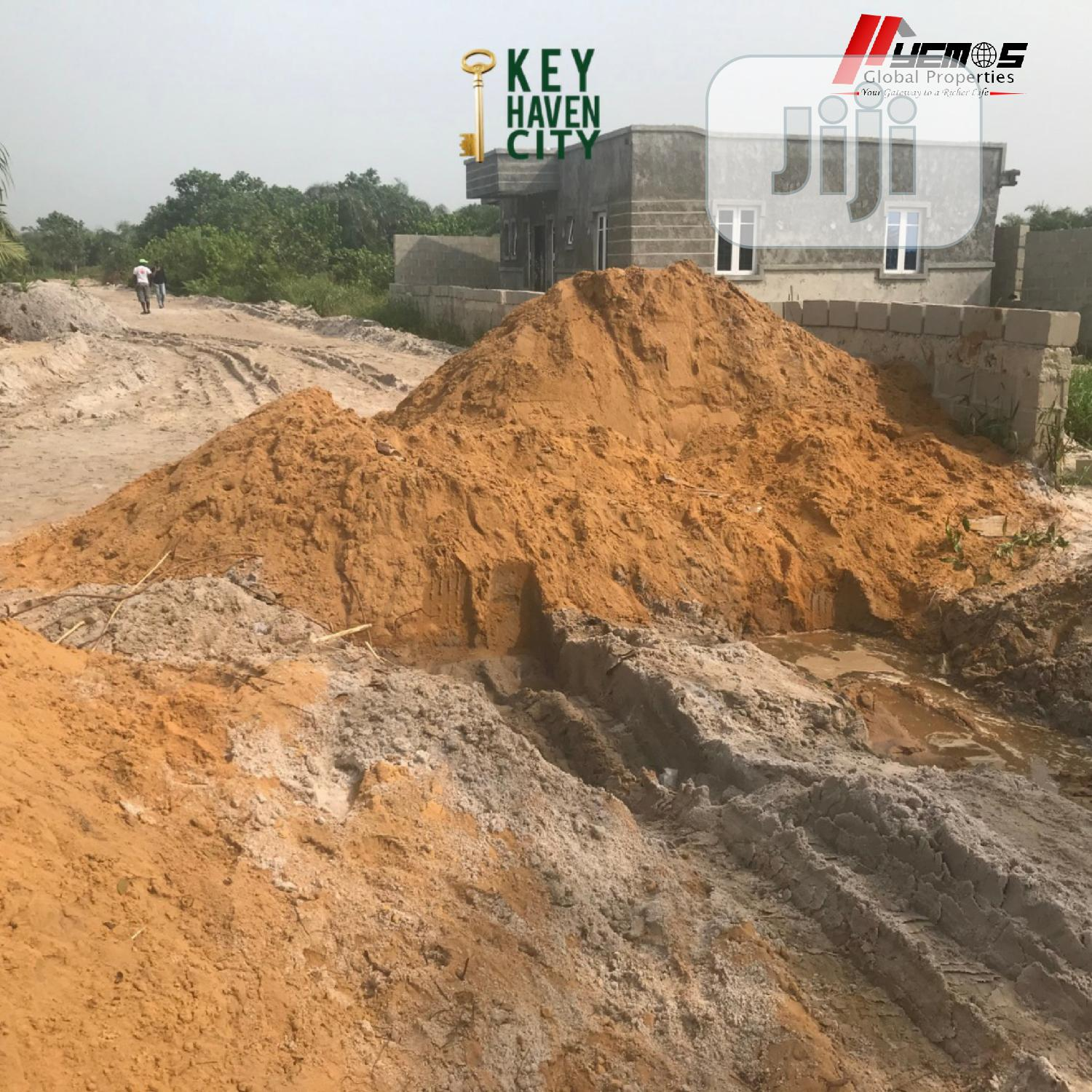 Dry Plot Of Land For Sale Approved Excision | Land & Plots For Sale for sale in Off Lekki-Epe Expressway, Ajah, Nigeria