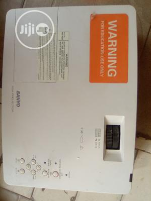 Sanyo Projector   TV & DVD Equipment for sale in Abuja (FCT) State, Wuse