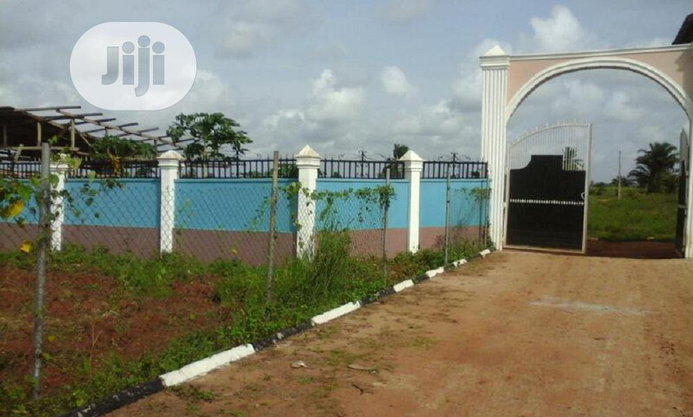 Archive: Plots of Land for Sale at Alapoti Agbara