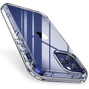 Clear Case For iPhone 12 Pro Max   Accessories for Mobile Phones & Tablets for sale in Lagos State, Ikeja