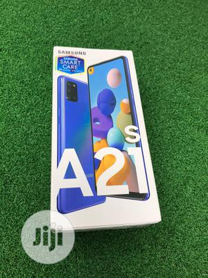 New Samsung Galaxy A21s 64 GB Blue | Mobile Phones for sale in Oyo State, Ibadan