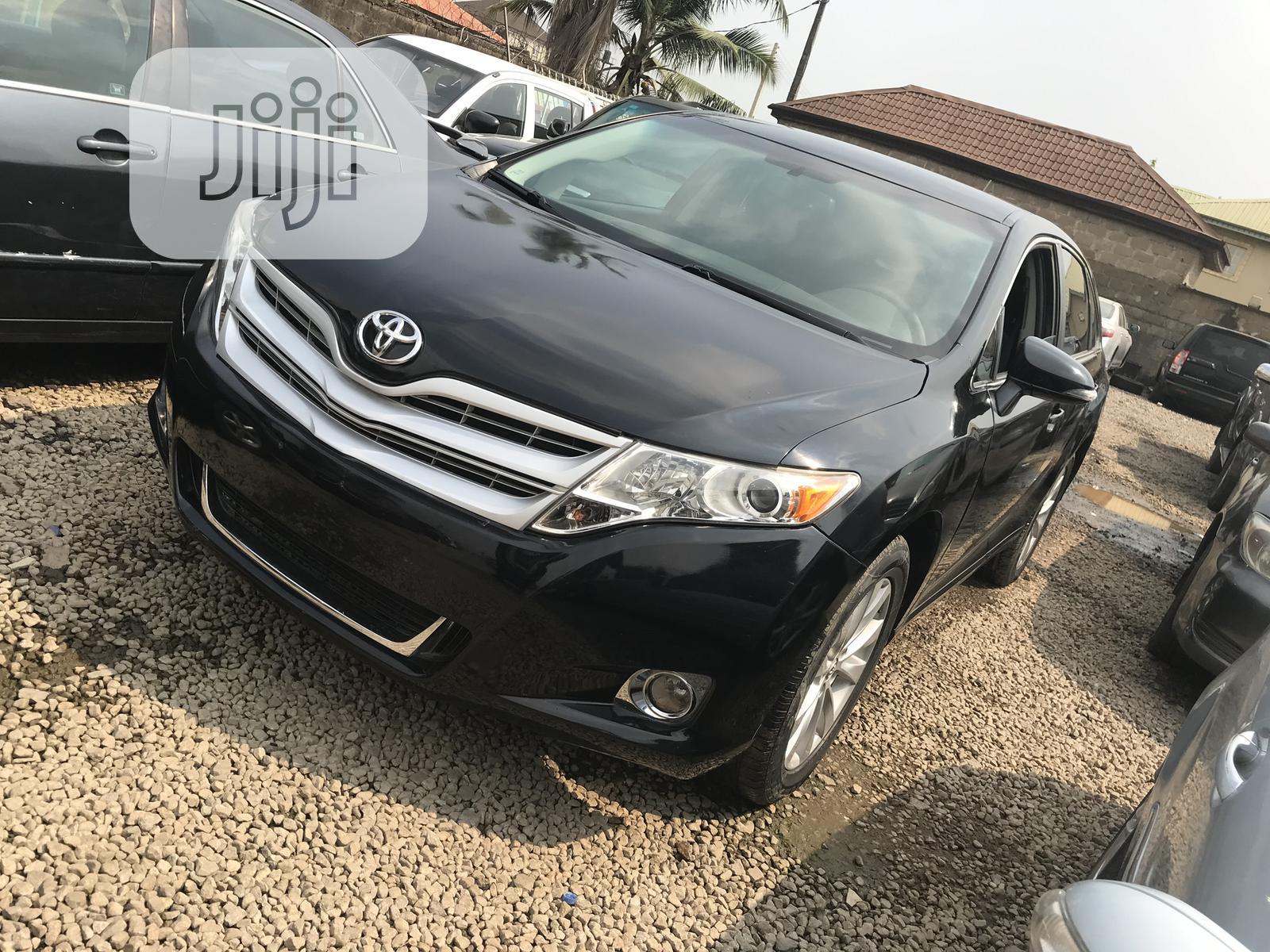 Toyota Venza 2013 LE AWD V6 Black | Cars for sale in Ojodu, Lagos State, Nigeria