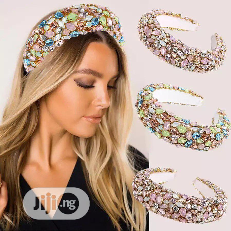 Ice Stone Head Bands | Jewelry for sale in Ikeja, Lagos State, Nigeria