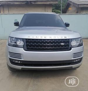 Land Rover Range Rover Vogue 2015 Gray | Cars for sale in Lagos State, Ikotun/Igando