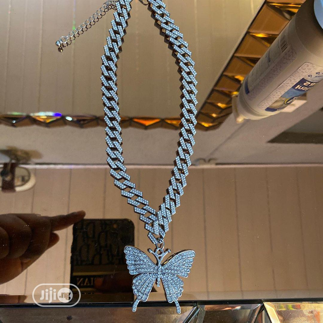 Ladies Butterfly Necklace   Jewelry for sale in Ikeja, Lagos State, Nigeria