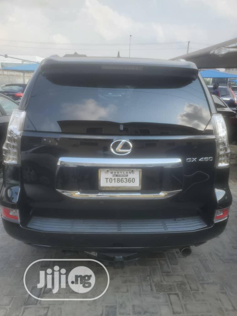 Archive: Lexus LX 2015 Black