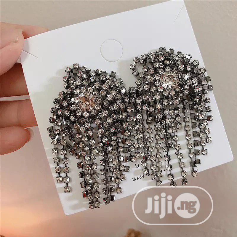 Sparkling Earrings | Jewelry for sale in Ikeja, Lagos State, Nigeria