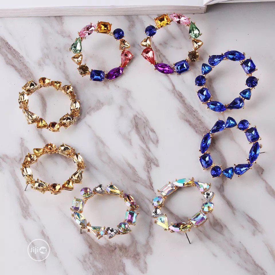 Fancy Earrings   Jewelry for sale in Ikeja, Lagos State, Nigeria
