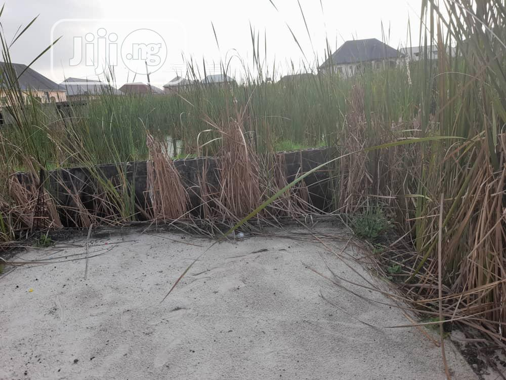 A Partially Sand Filled, Fenced and Gated 2 Plots of Land | Land & Plots For Sale for sale in Satelite Town, Ojo, Nigeria