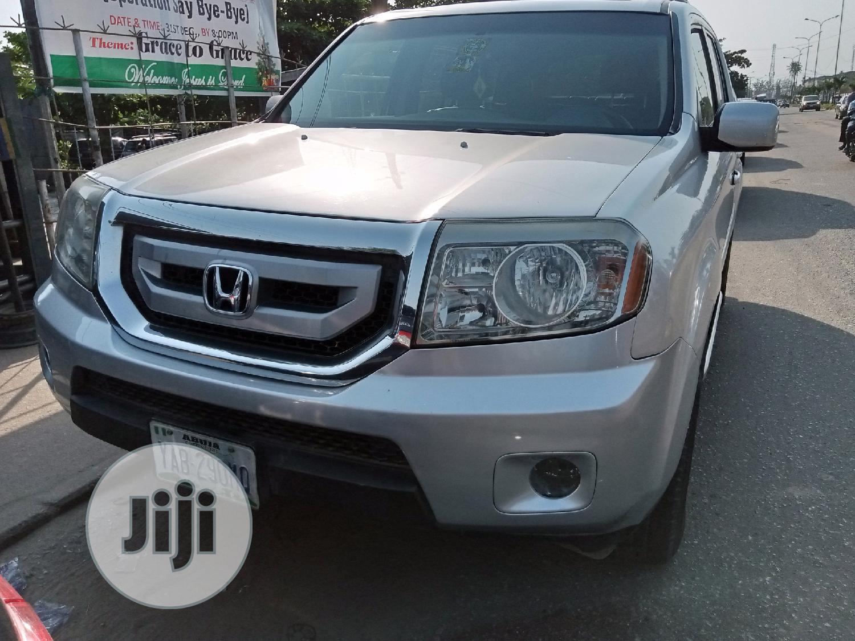 Honda Pilot 2008 EX-L 4x4 (3.5L 6cyl 5A) Silver