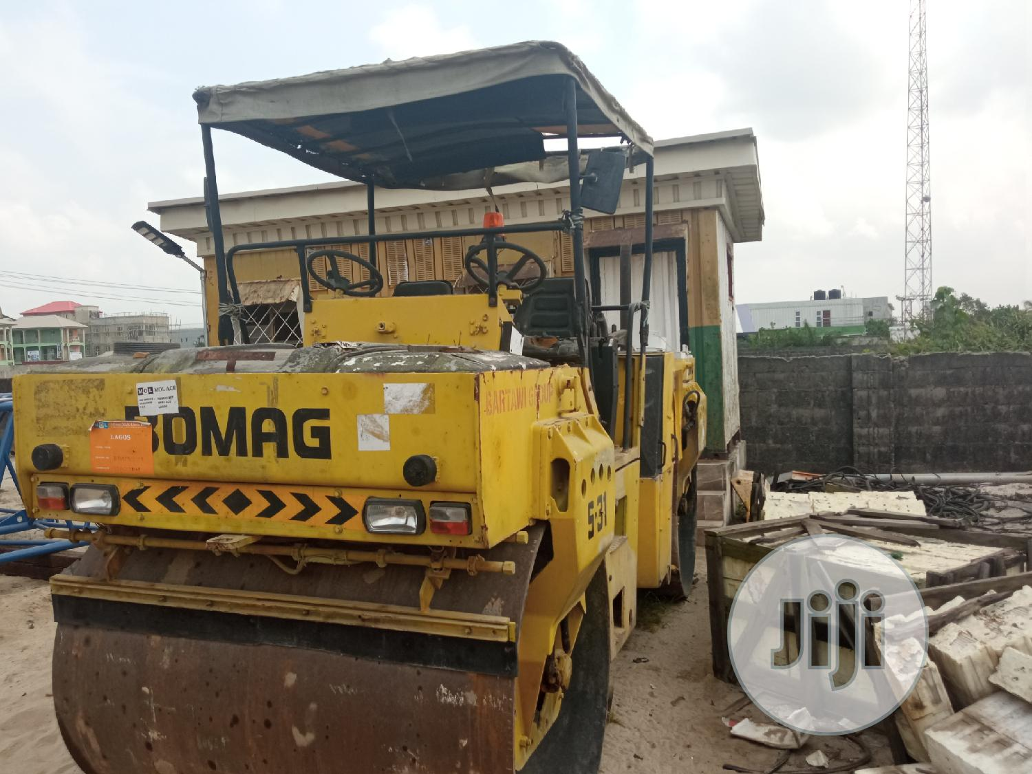 Tokunbo Bomag Compactor Roller   Heavy Equipment for sale in Ajah, Lagos State, Nigeria