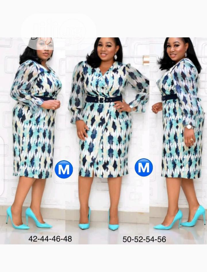 Quality Beautiful Turkey Female Gown   Clothing for sale in Isolo, Lagos State, Nigeria