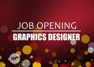 Graphics Designer wanted   Computing & IT Jobs for sale in Ogun State, Ado-Odo/Ota