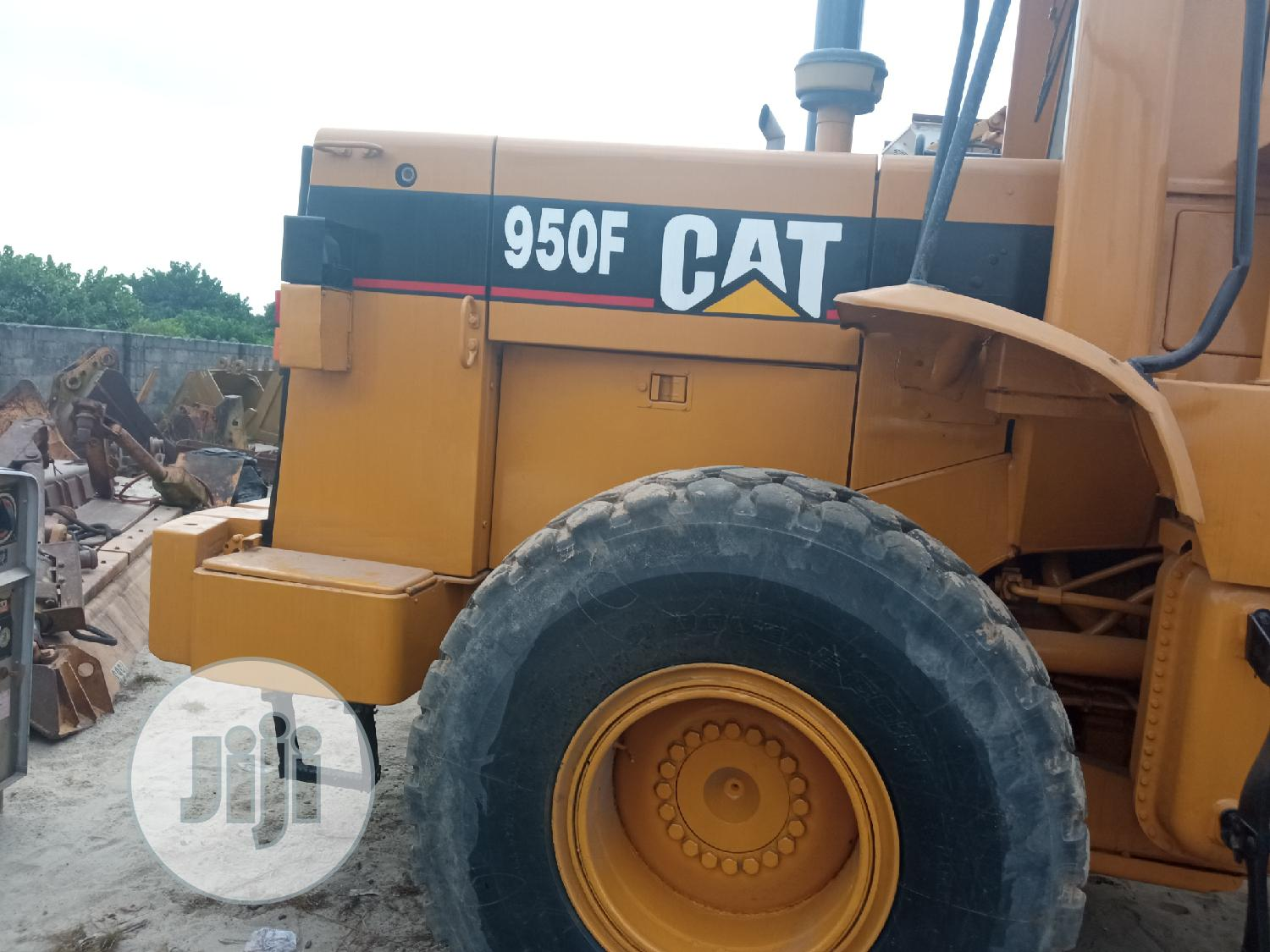 Direct Tokunbo Caterpillar Payloader 950F