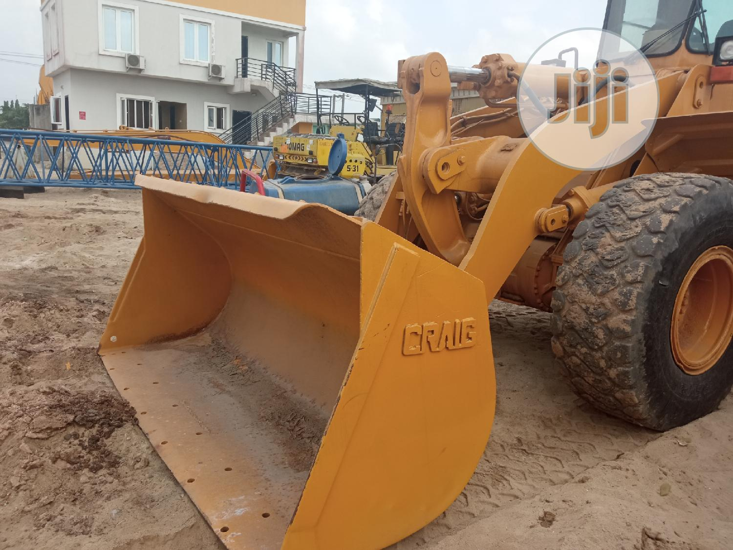 Direct Tokunbo Caterpillar Payloader 950F | Heavy Equipment for sale in Ajah, Lagos State, Nigeria