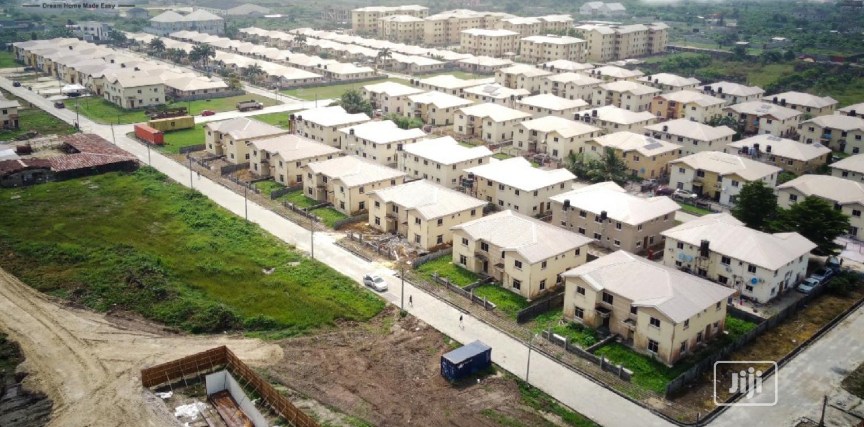Archive: 3bedroom Semi-Detached Duplex With Bq in Abijo GRA