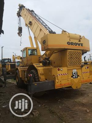 75tons Grove Crane With LMI System on It.   Heavy Equipment for sale in Lagos State, Apapa