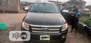 Ford Ranger 2015 XLT Single Cab Black | Cars for sale in Lagos State, Magodo
