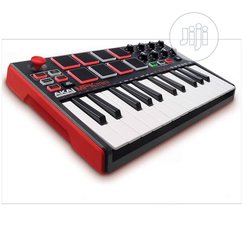 Archive: AKAI Mpk Mini Keyboard