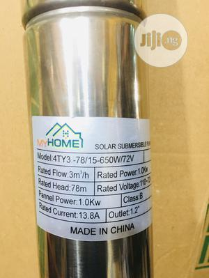 0.5hp Solar Pumping Machine | Solar Energy for sale in Lagos State, Mushin