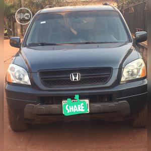 Honda Pilot 2004 EX 4x4 (3.5L 6cyl 5A) Black | Cars for sale in Enugu State, Enugu