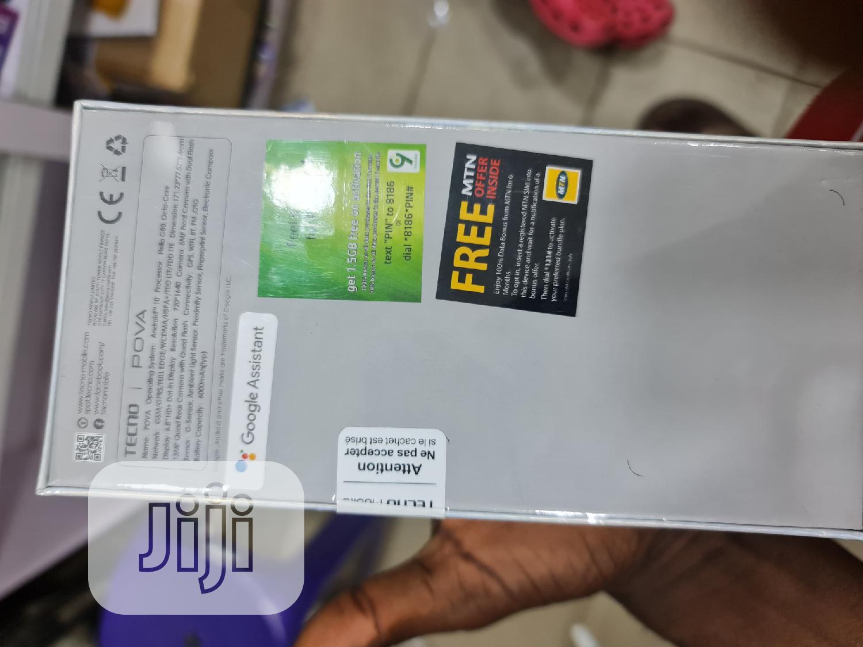 New Tecno Pova 128 GB Black | Mobile Phones for sale in Ikeja, Lagos State, Nigeria