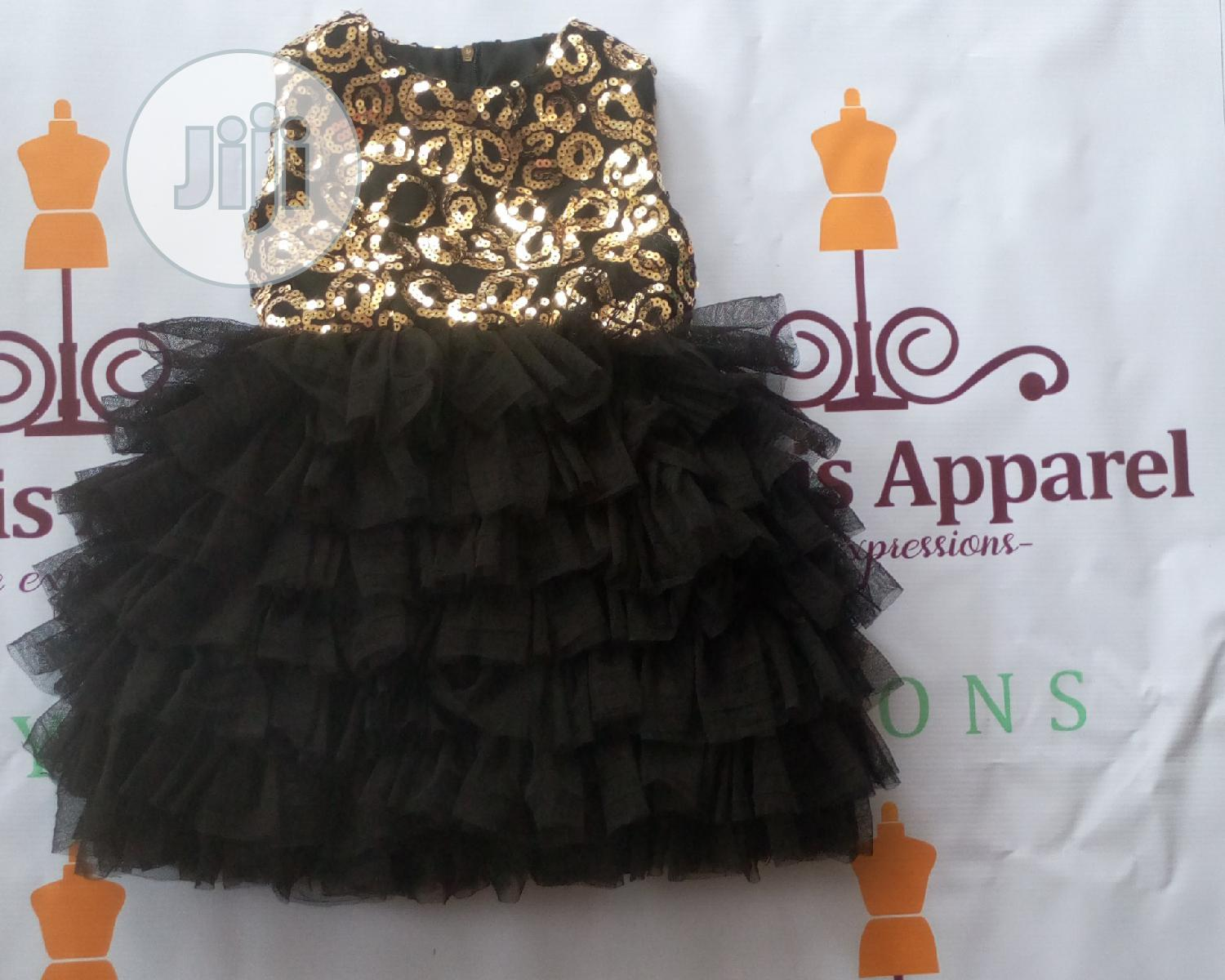Archive: Birthday Party Dress for Girls