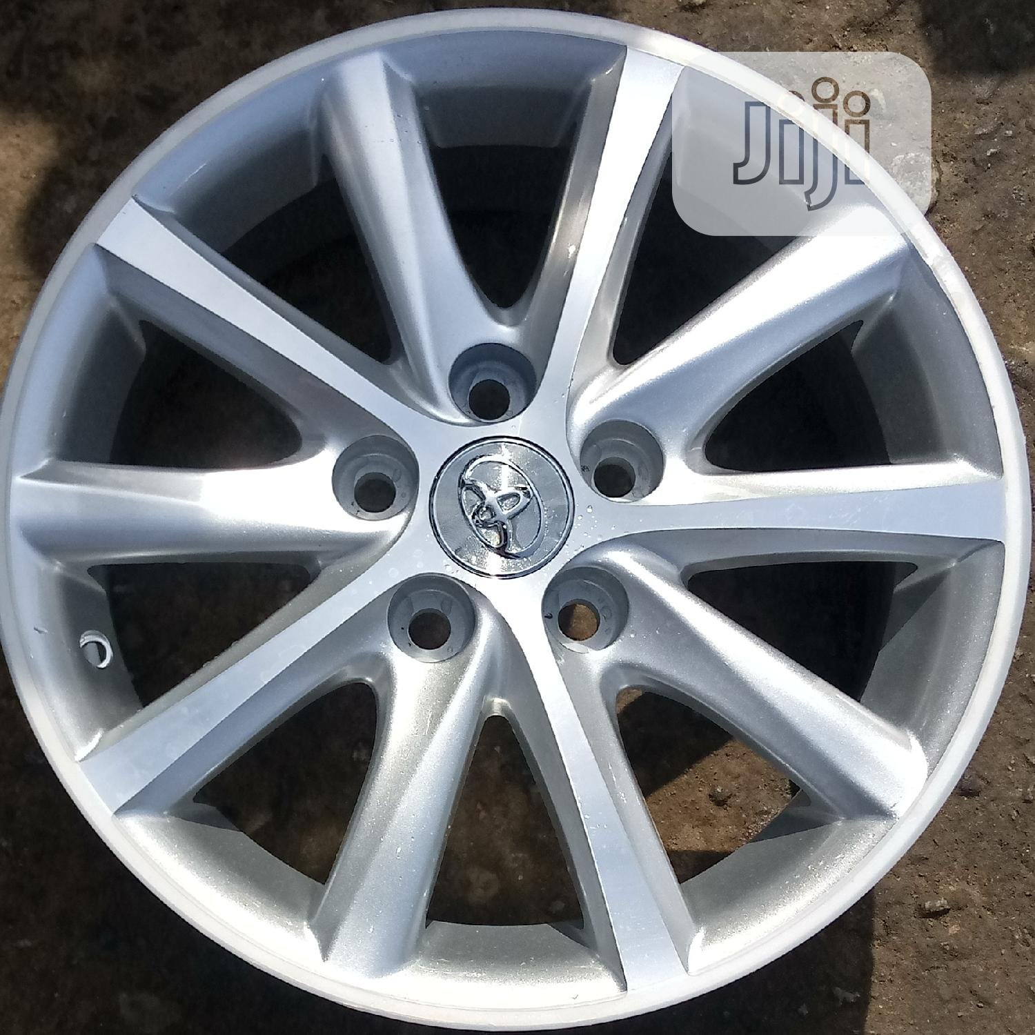 Archive: 16 Inches Rim for Camry