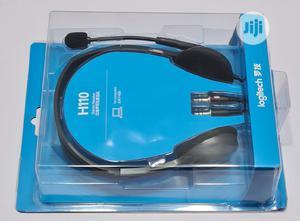 Logitech H110 Headset | Headphones for sale in Lagos State, Ikeja