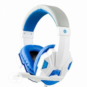 Soyto 830 Gaming Headset Gaming Headset Surround Stereo Head   Headphones for sale in Lagos State, Ikeja