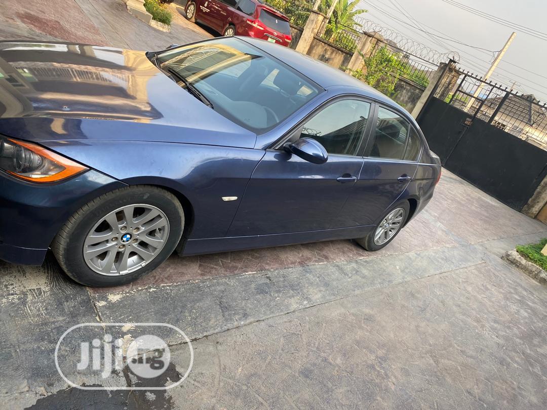 Archive: BMW 328i 2008 Blue