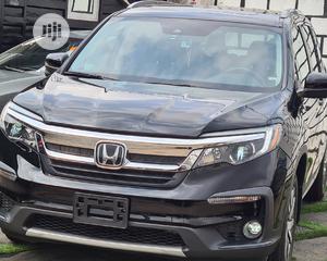 Honda Pilot 2020 LX AWD Black | Cars for sale in Lagos State, Ikeja