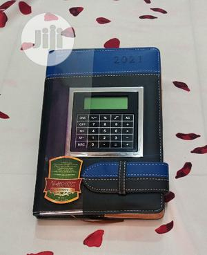 2021 Diary (Black)   Books & Games for sale in Lagos State, Yaba