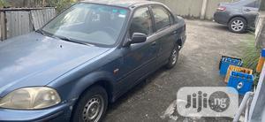 Honda Civic 1996 Blue | Cars for sale in Lagos State, Amuwo-Odofin