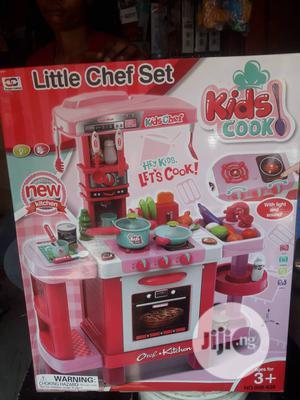 Little Chef Set, Kids Kitchen   Toys for sale in Lagos State, Lagos Island (Eko)