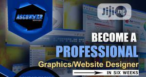Become A Professional Graphics/Website Designer | Classes & Courses for sale in Lagos State, Abule Egba