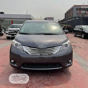 Toyota Sienna 2017 Gray | Cars for sale in Lagos State, Ajah