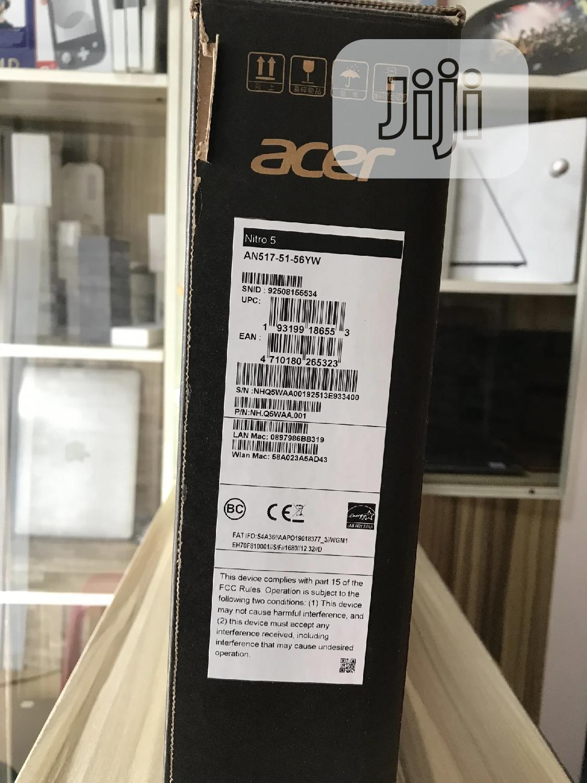 Archive: New Laptop Acer NITRO 5 8GB Intel Core I5 SSD 512GB