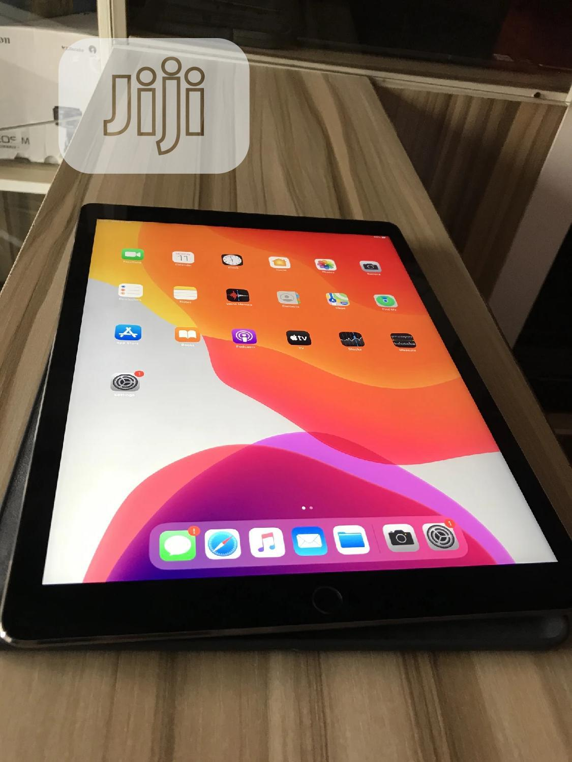 Apple iPad Pro 12.9 (2015) 128 GB Gray | Tablets for sale in Ikeja, Lagos State, Nigeria