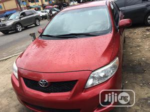 Toyota Corolla 2009 Red | Cars for sale in Anambra State, Onitsha