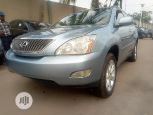 Lexus RX 2009 350 4x4 Blue   Cars for sale in Lagos State, Ikeja