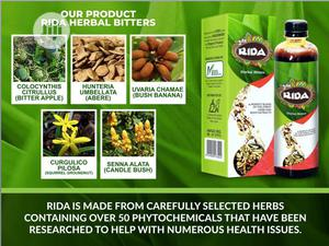 RIDA Herbal Bitters | Vitamins & Supplements for sale in Delta State, Oshimili South